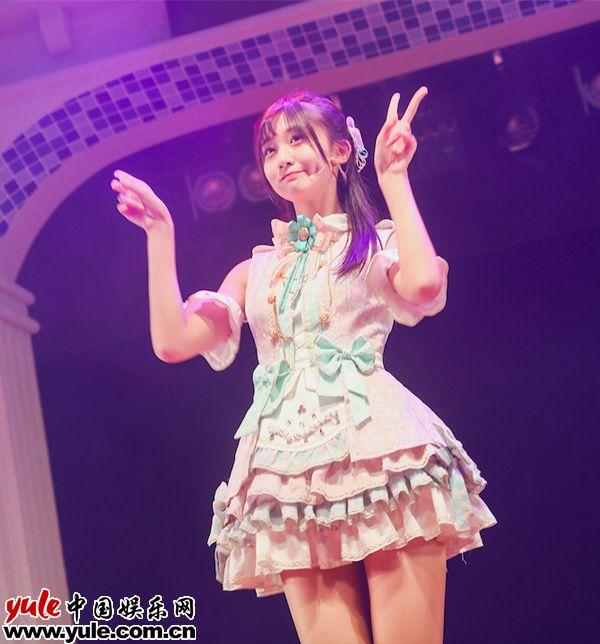 SHY48新版复刻公演《天才少女日记》首演资讯生活